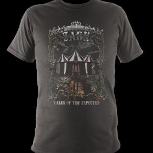 Zark unisex carnival t-shirt grey